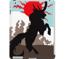 Shadow of the Kirin iPad Case/Skin