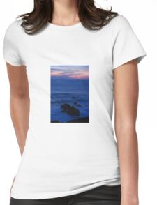 Coast of San Fran Womens Fitted T-Shirt