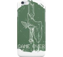 Game Over Link iPhone Case/Skin
