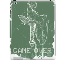Game Over Link iPad Case/Skin