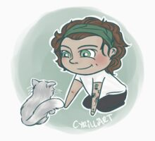 Harry and Dusty(?Molly?) by cyrilliart