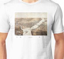 Green Bay - Wisconsin - 1867 Unisex T-Shirt