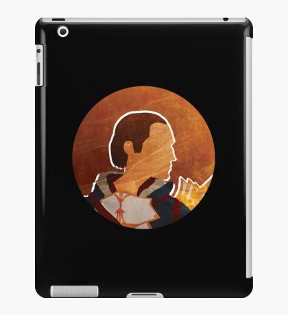 Sebastian Profile iPad Case/Skin