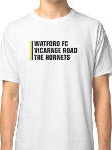 Watford FC Classic T-Shirt