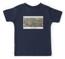 Fort Worth - Texas - 1891 Kids Tee