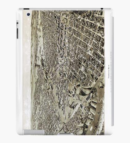 Fort Worth - Texas - 1891 iPad Case/Skin