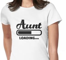 Aunt loading Womens Fitted T-Shirt