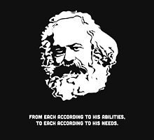 Karl Marx quote Unisex T-Shirt