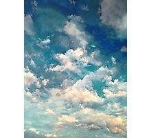 Sky Moods 4, Refreshing Photographic Print