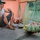 Supermarket Veggies by Werner Padarin
