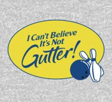 I Can't Believe It's Not Gutter! Kids Clothes