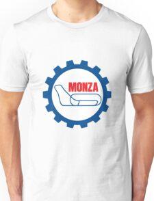 Monza Logo - racetrack Unisex T-Shirt