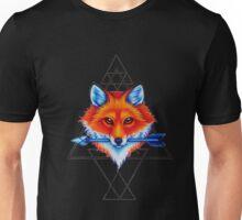 Geometry fox Unisex T-Shirt