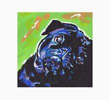 Pug Dog Bright colorful pop dog art Unisex T-Shirt