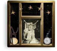 Naming the Constellations Canvas Print