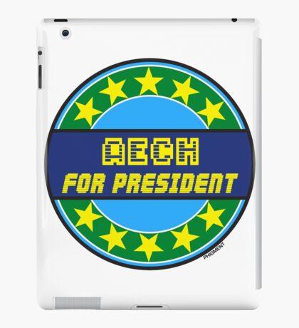 AECH FOR PRESIDENT iPad Case/Skin