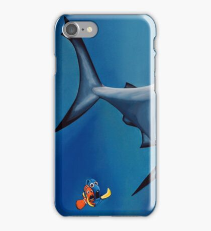Finding Nemo Painting iPhone Case/Skin