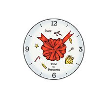Time for Presents Photographic Print