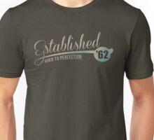 Established '62 Aged to Perfection Unisex T-Shirt