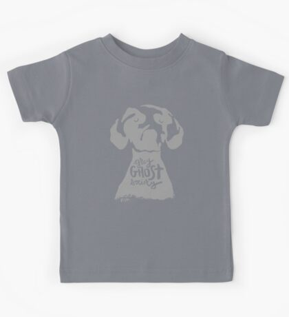 Grey Ghost Society : v2 Kids Tee
