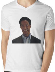 Abed  Mens V-Neck T-Shirt
