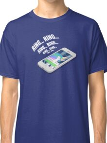 Celestia Eats A Telephone Classic T-Shirt