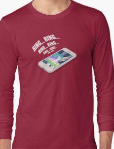 Celestia Eats A Telephone Long Sleeve T-Shirt