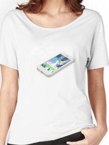 Celestia Eats A Telephone Women's Relaxed Fit T-Shirt