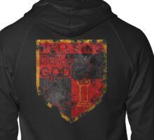 Hellsing symbol Zipped Hoodie