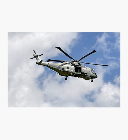 Royal Navy AgustaWestland Merlin HM.1 Photographic Print