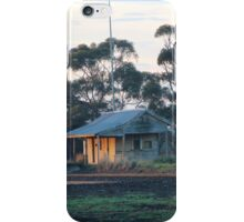 Berrybank Transcontinental Train Station... iPhone Case/Skin