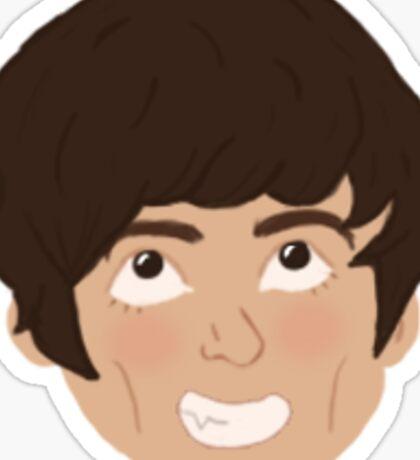 George Harrison Sticker Sticker