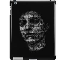 Cheetah 4 iPad Case/Skin