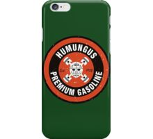 Humungus Premium Gasoline iPhone Case/Skin