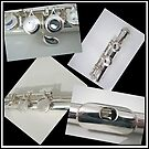 Flute Collage by BlueMoonRose