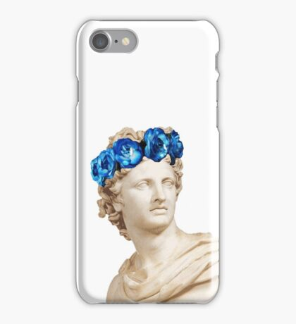 Flower Crown Apollo iPhone Case/Skin