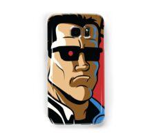 Time Travelers, Series 2 - The Terminator (Alternate) Samsung Galaxy Case/Skin