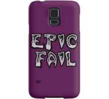 Epic fail Samsung Galaxy Case/Skin