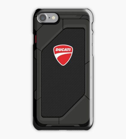 high tech Ducati case iPhone Case/Skin
