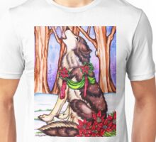 Howl for the Holidays Unisex T-Shirt