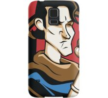 Time Travelers, Series 1 - Ash Williams (Alternate) Samsung Galaxy Case/Skin