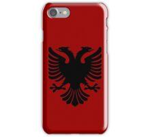 Albanian Eagle / Flag iPhone Case/Skin