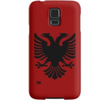 Albanian Eagle / Flag Samsung Galaxy Case/Skin