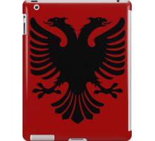 Albanian Eagle / Flag iPad Case/Skin