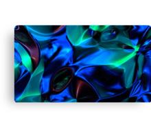 Spacetime Flow IV Canvas Print