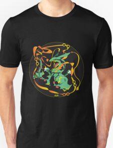 Delta Dragon Circle T-Shirt