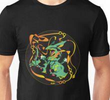 Delta Dragon Circle Unisex T-Shirt