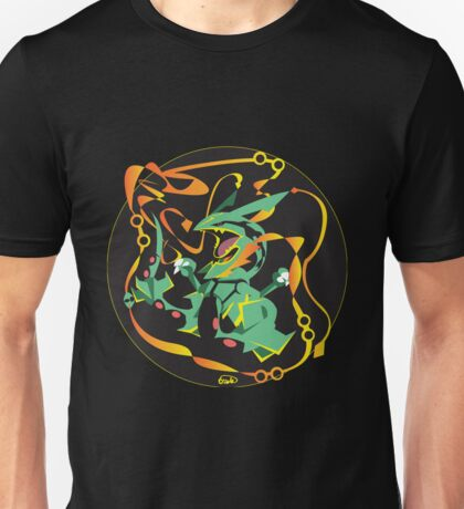 Delta Dragon Circle Unisex T-Shirt