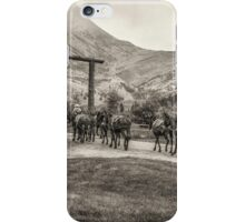 Heading Into The Mountains iPhone Case/Skin