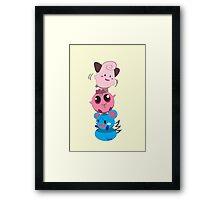 Fairy Babies Framed Print